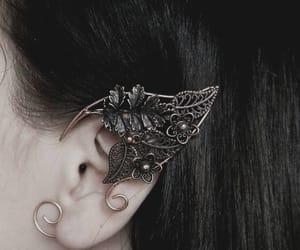 ear, elf, and fantasy image