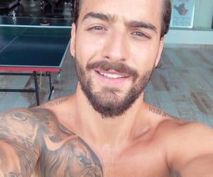 boy, Tattoos, and maluma image