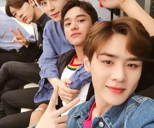 ten, lucas, and jungwoo image