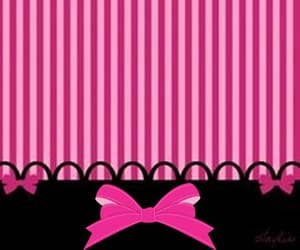 background, beautiful, and bows image