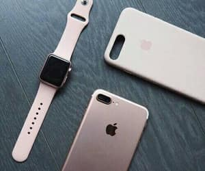 apple, cute, and apple watch image