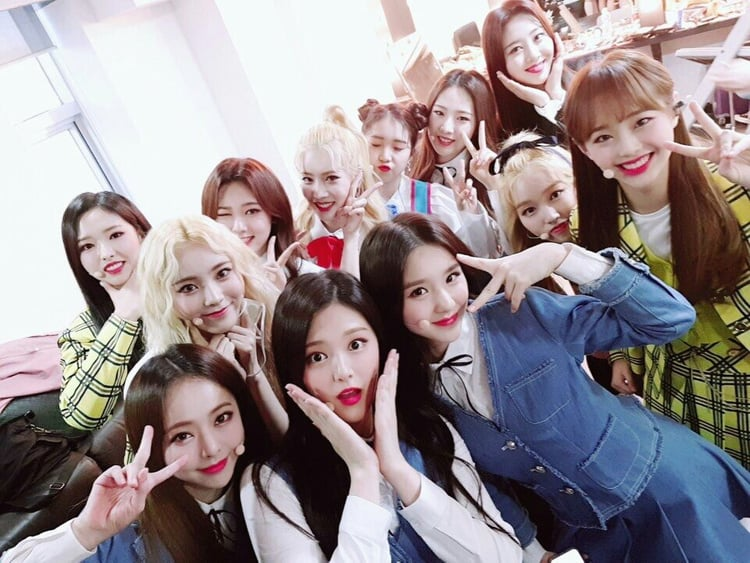 ➳ ☽ a very nice guide to loona on We Heart It