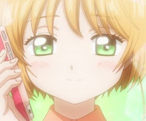 anime, shojo, and card captor sakura image