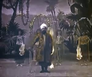 gif, vintage, and the magician from arabia image
