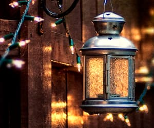 light, lantern, and christmas image
