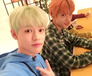 idol, korean, and winwin image