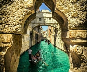 italy, planet, and venice image