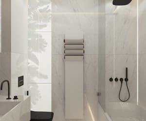 bathroom, spa, and clean image