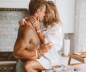 aesthetic, couple, and lovers image