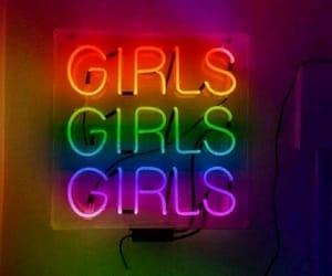 bisexual, lesbian, and lesbians image