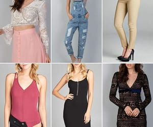 accessories, clothing, and online shopping image