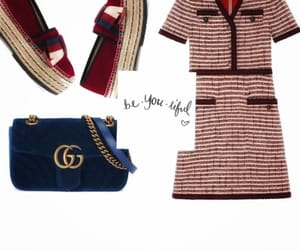 fashion, luxury, and gucci image