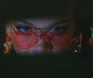 rihanna and glasses image