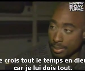 2pac, amour, and rap image