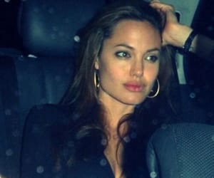Angelina Jolie and girl image