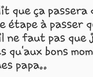 francais, papa, and phrase image