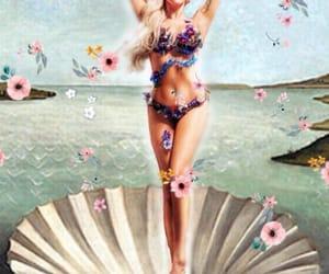 ladygaga, universe, and mermaid image