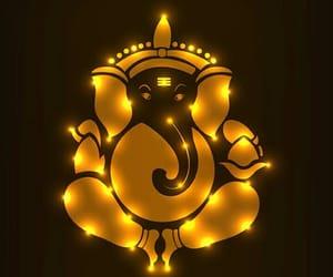 Ganesh, tamil, and vinayagar chathurthi image