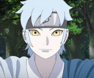 anime, boruto, and mitsuki image