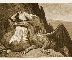 1910s, creatures, and dragons image