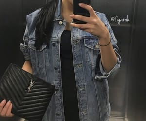 fashion style, sac bag bags, and meuf frappe girl image
