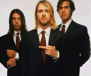 alternative, grunge, and kurt cobain image