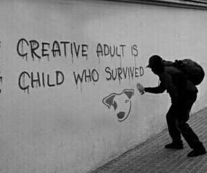 Adult, child, and survive image