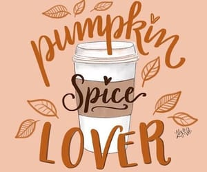 wallpaper, background, and pumpkin spice image