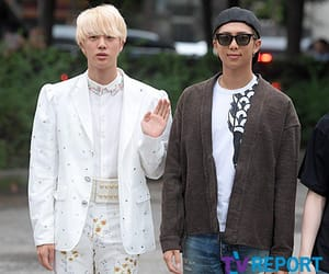 jin, rm, and bts image