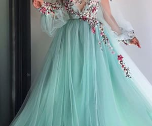 color, dress, and green image