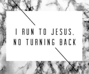 faith, jesus, and quote image