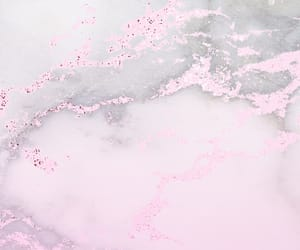 background, girly, and marble image
