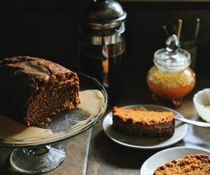autumn, bread, and dessert image