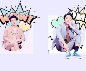 edit, chanhun, and exo image