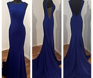 prom dress, formal dress, and pageant dress image