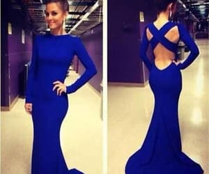evening dress and pageant dress image