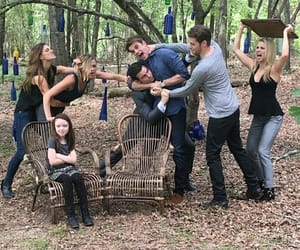 bloopers, family, and serie image