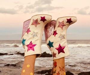 boots, botas, and moda image