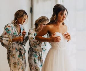 bride, fashion, and girls image