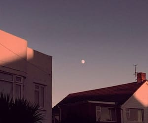 aesthetic, full moon, and moon image