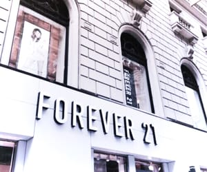 fashion, forever 21, and shop image