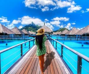 Maldives, borabora, and aroundtheworld image