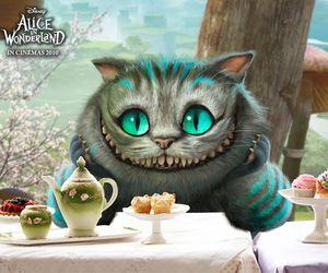 Cheshire cat image