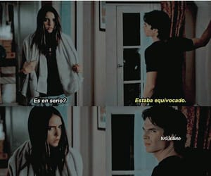 frases, the vampire diaries, and vampiros image