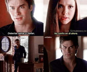 frases, the vampire diaries, and frases de tvd image