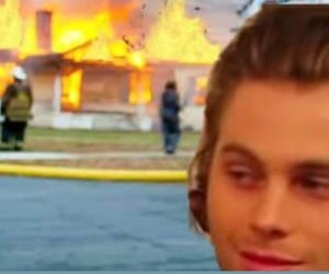 luke hemmings, 5sos, and 5sos memes image