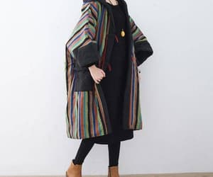 etsy, winter outerwear, and cloak coat image