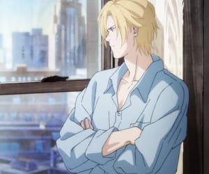 aesthetic, anime, and anime boy image