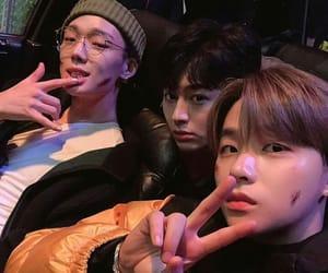 Ikon, bobby, and jinhwan image