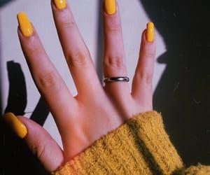 amarillo, retro, and yellow image